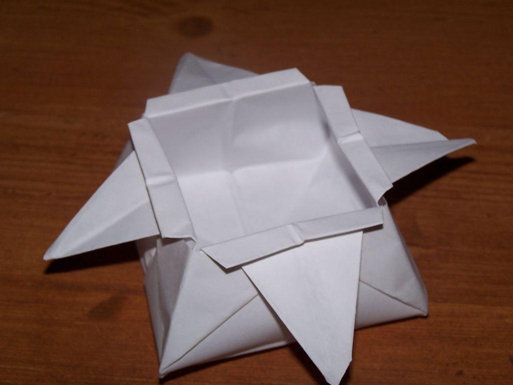 纸盒子的制作