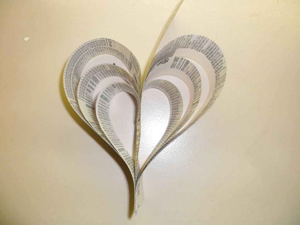 纸心筒手工制作图片